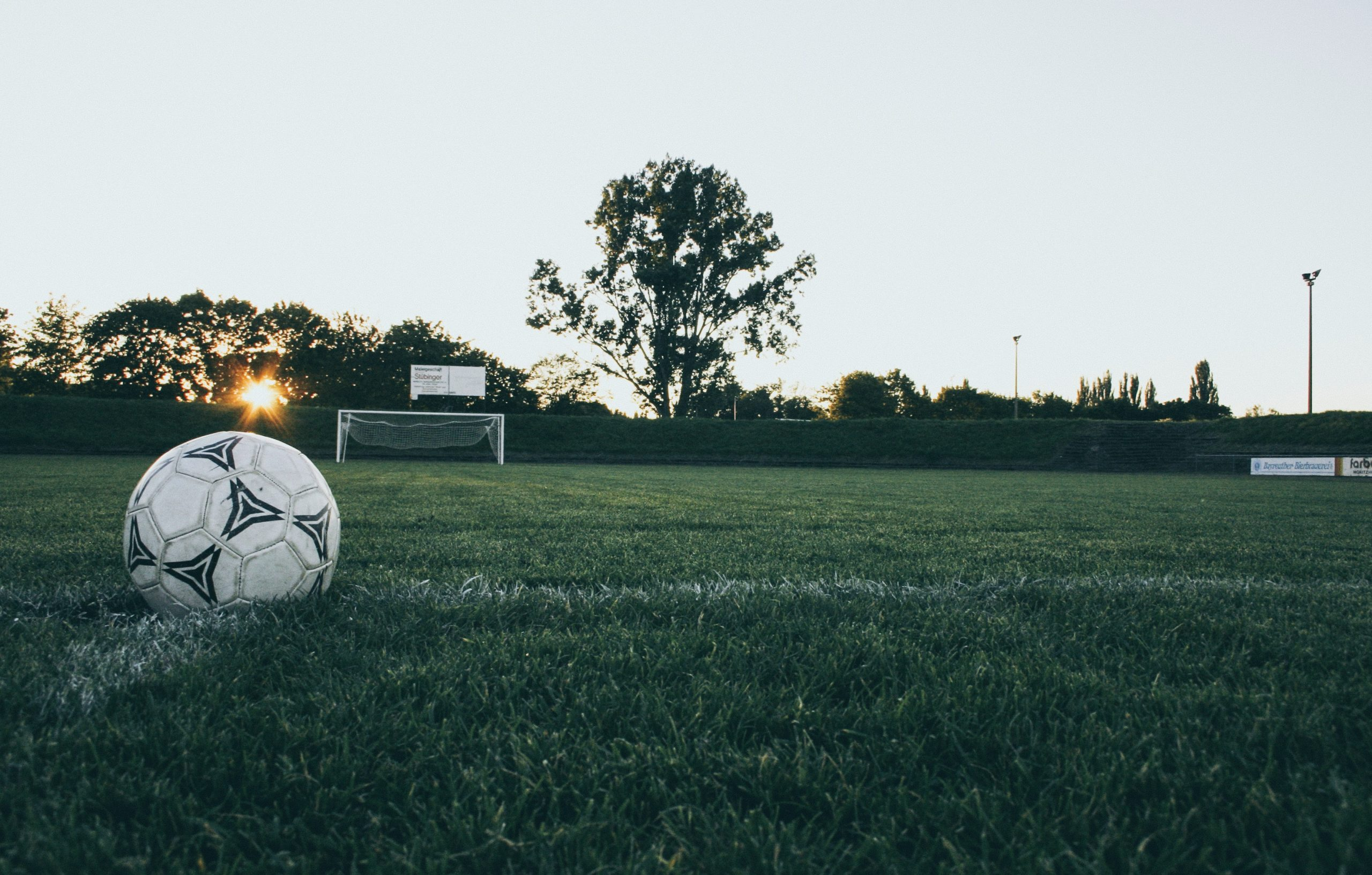 Camping für Fußballverein